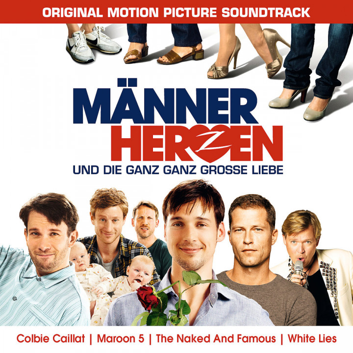 Männerherzen Und Die Ganz Ganz Grosse Liebe: Ost/Various