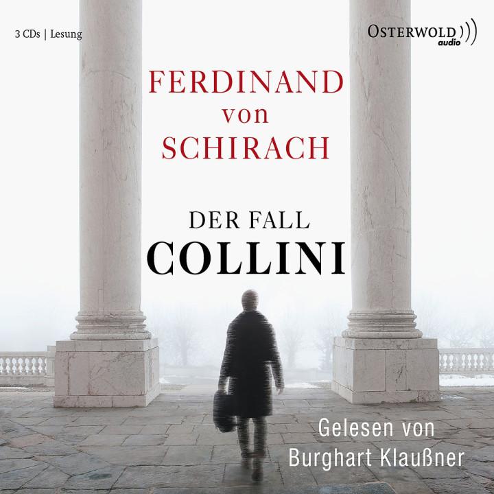 Ferdinand von Schirach: Der Fall Collini: Klaußner,Burghart