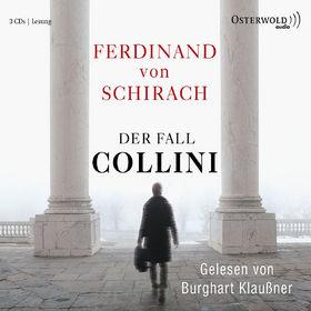 Ferdinand von Schirach, Der Fall Collini, 09783869521039