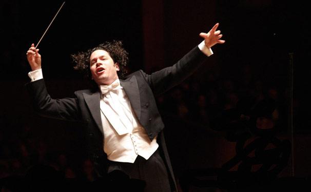 Gustavo Dudamel, Fusion der Charaktere - Gustavo Dudamel und die Göteborger Symphoniker spielen Bruckner, Sibelius und Nielsen