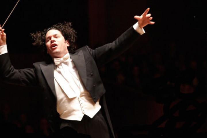 Gustavo Dudamel © Anna Hult / DG
