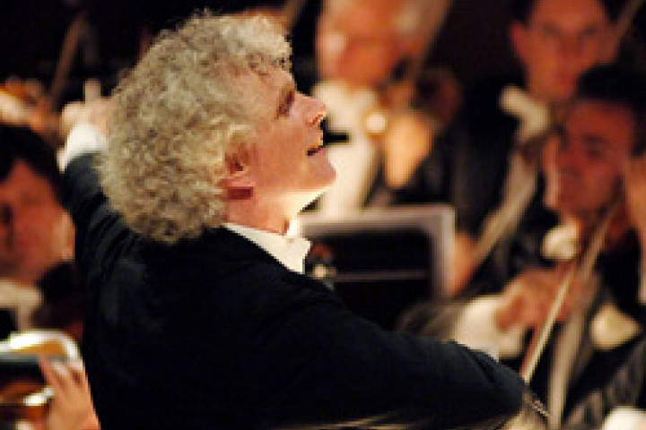 Sir Simon Rattle c Monika Ritterhaus