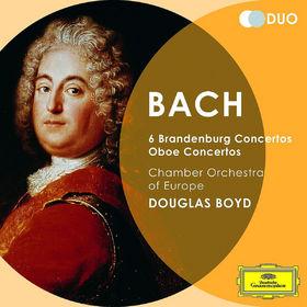 Duo, Bach, J.S.: Brandenburg Concertos Nos.1 - 6; Oboe Concertos BWV 1053, 1055 & 1059, 00028947795599