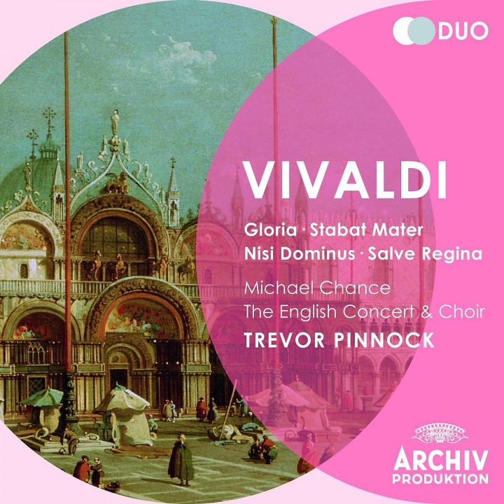 Vivaldi: Gloria; Nisi Dominus: Stabat Mater; Salve Regina