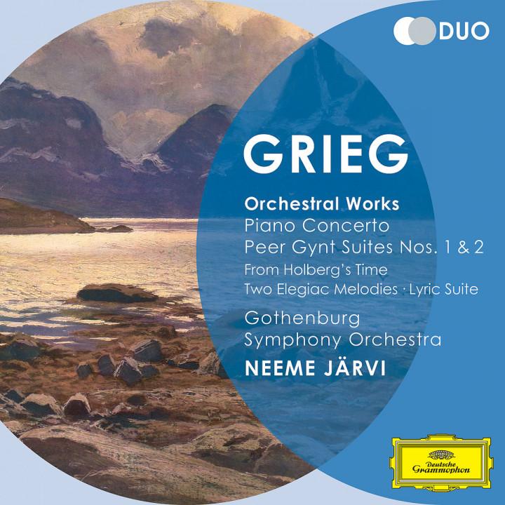 Grieg: Piano Concerto, Op.16; Peer Gynt Suites, Nos.1 & 2; Norwegian Dances, Op.35; From Holberg's