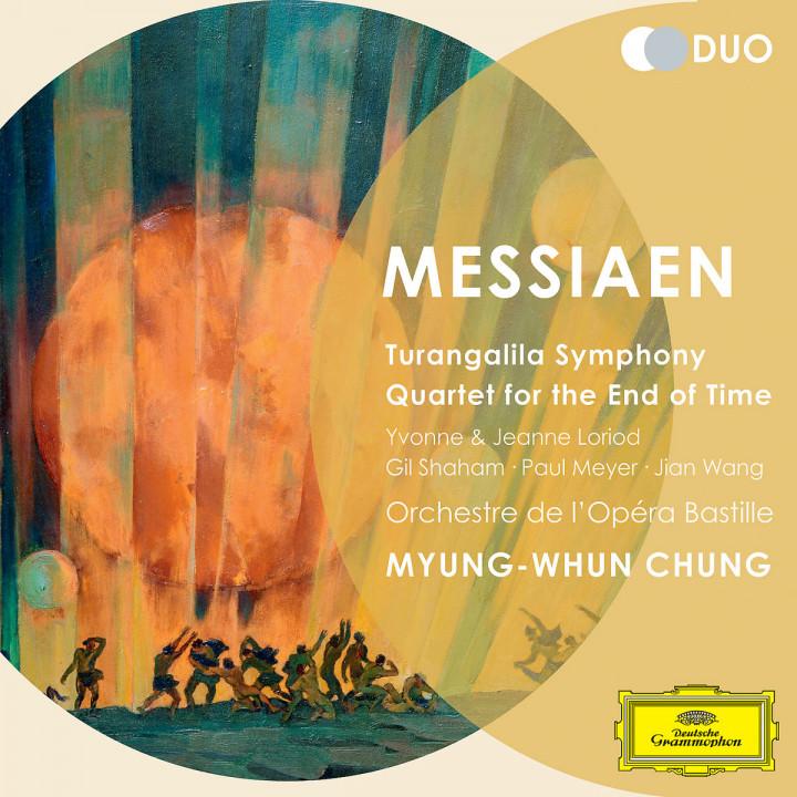 Messiaen: Turangalîla Symphony; Quartet for the End of Time