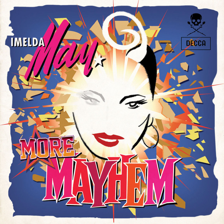 More Mayhem: May,Imelda