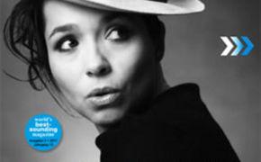 Julian Lage, JazzEcho fürs iPad: Neue Ausgabe mit Céline Rudolph als Cover-Girl