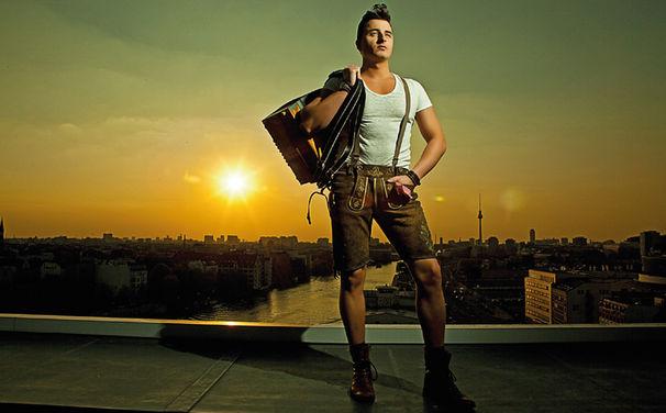 Andreas Gabalier, I sing a Liad für di als Single mit unveröffentlichter Ballade