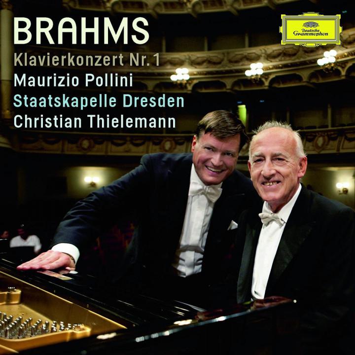 Klavierkonzert Nr. 1 op. 15: Pollini,Maurizio/Thielemann,Christian/SD