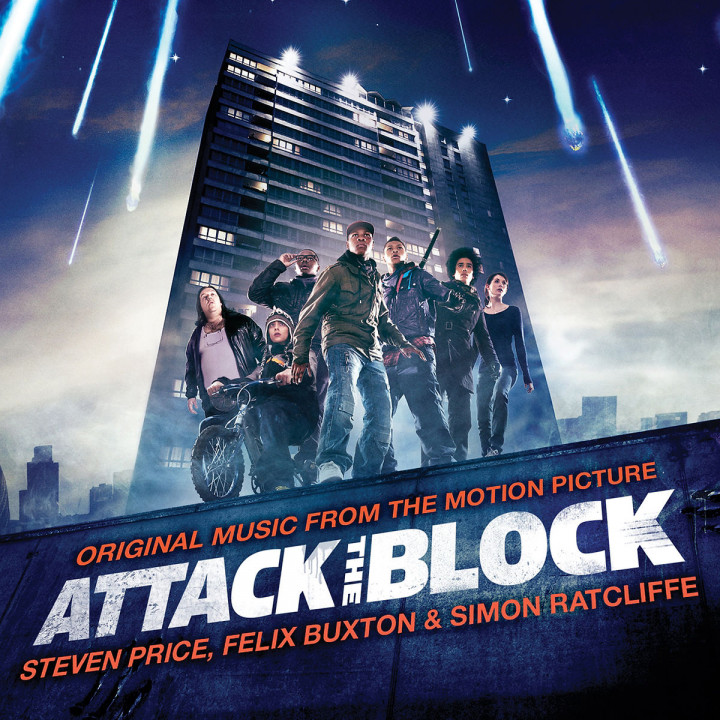 Attack The Block : OST/Price/Buxton/Ratcliffe/Basement Jaxx