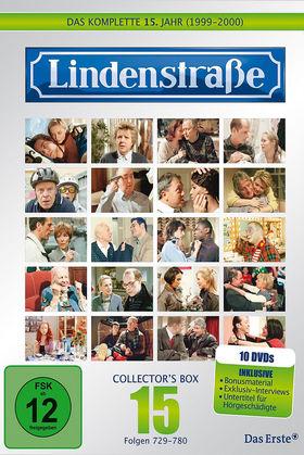 Lindenstraße, Lindenstraße Collector's Box Vol.15 - Das 15. Jahr, 04032989602674