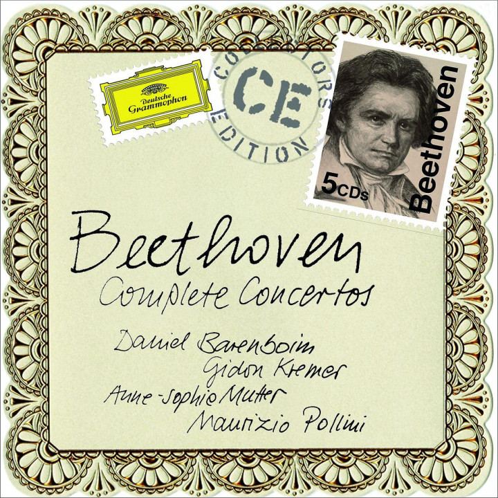 Ludwig van Beethoven: Sämtliche Konzerte