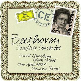 Collectors Edition, Ludwig van Beethoven: Sämtliche Konzerte, 00028947797975