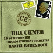 Collectors Edition, Anton Bruckner: Sämtliche Sinfonien 0-9, 00028947798033