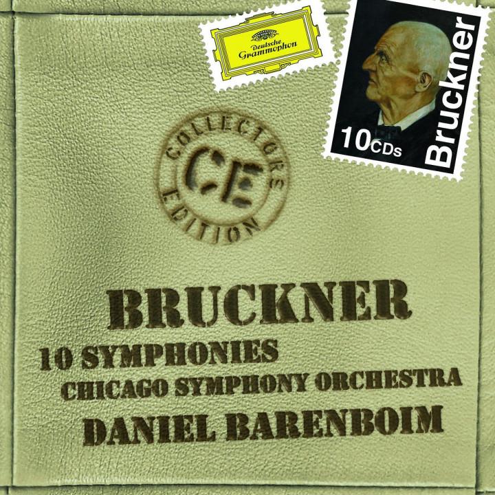 Sämtliche Sinfonien 0-9: Barenboim,Daniel/Norman,Jessye/CSO