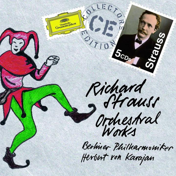 Werke für Orchester: Karajan,Herbert v./BP