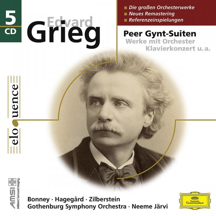 Die großen Orchesterwerke (ELO): Järvi,Neeme/Gotheborg Symphony Orchestra/+