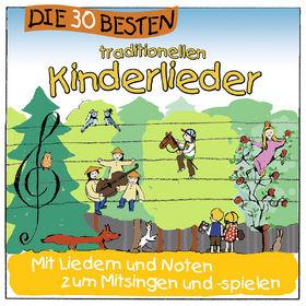 Die 30 besten..., Die 30 besten traditionellen Kinderlieder, 04260167470368