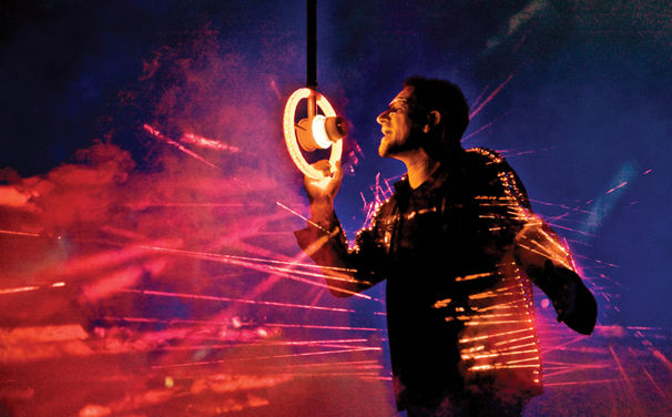 U2, Bono geht in Timbuktu auf die Bühne