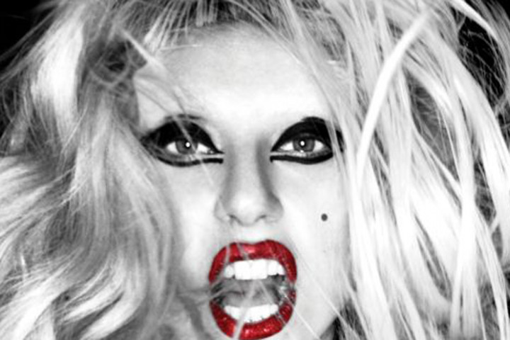 2011 4 Lady Gaga Born This Way