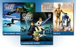 The Clone Wars, Hörproben zu den The Clone Wars-Folgen 04-06