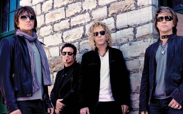 Bon Jovi, Jetzt das ganze CBS-Special Person To Person mit Jon Bon anschauen.