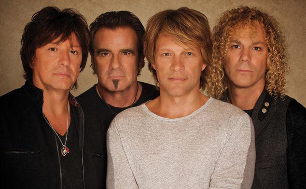 Bon Jovi, Nachricht von Jon Bon Jovi