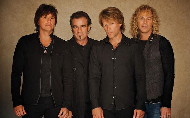 Bon Jovi, Neujahrsgrüße von Bon Jovi