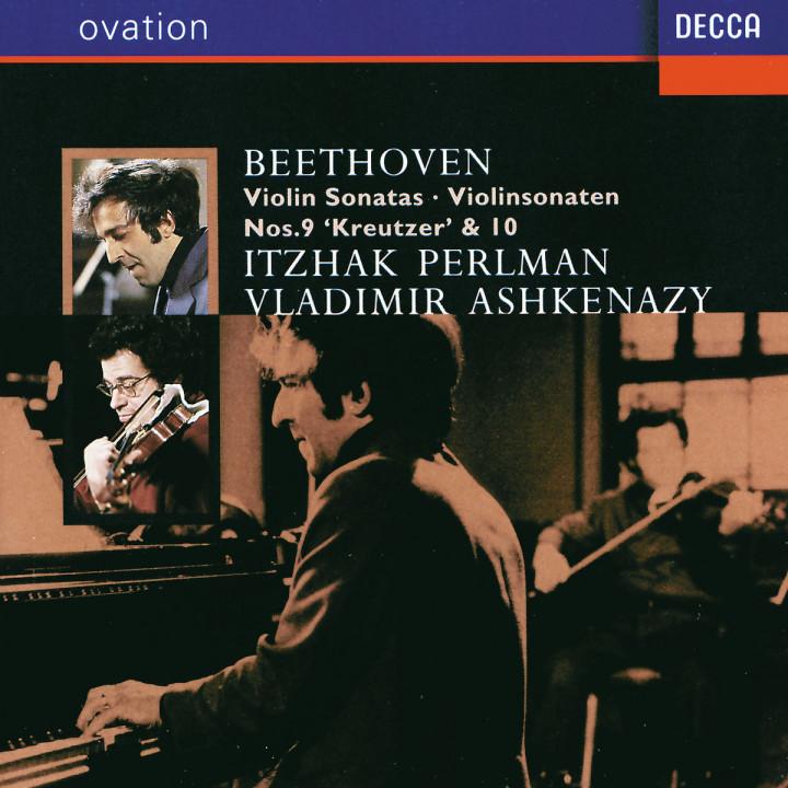 BEETHOVEN: VIOLINSON. 9-10    : PERLMAN/ASHKENAZY