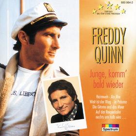 Freddy Quinn, Star Gala, 00731455095425
