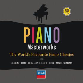 Piano Masterworks, 00028947804741
