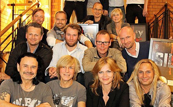 Silly, Edelmetall zum glanzvollen Tourabschluss der Alles Rot-Tour 2011