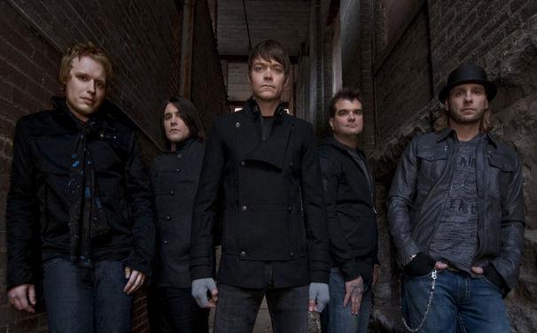 3 Doors Down, Im Februar 2012 steht die Tournee an!