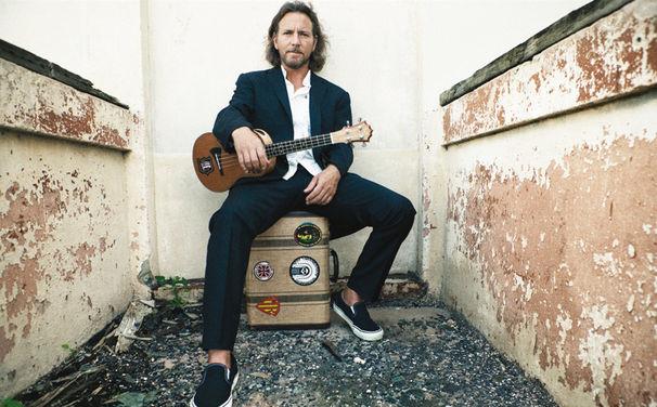 Eddie Vedder, Ukulele Songs bei den Grammys nominiert