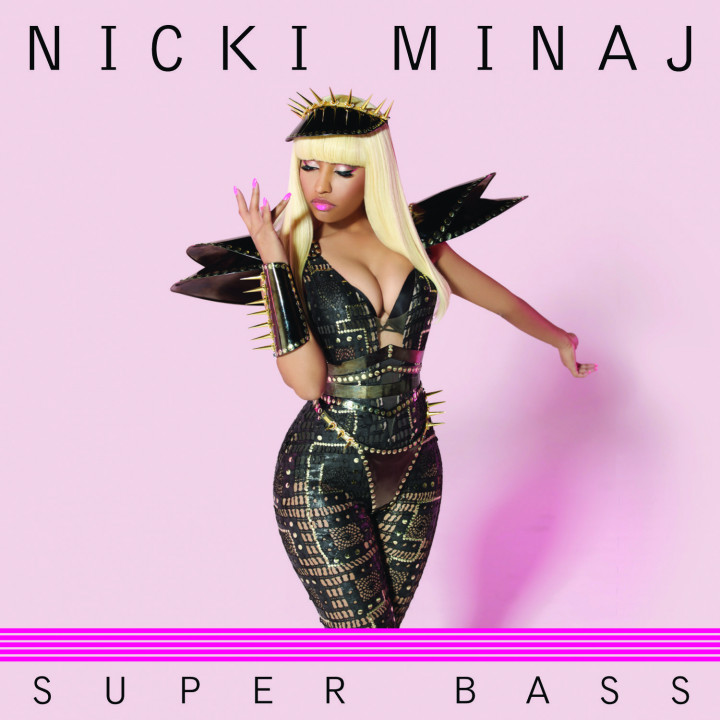 Super Bass Single Cover 2011