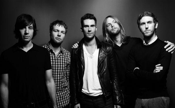 Maroon 5, Gewinnspiel: Wer will zu Maroon 5 nach Rom oder Wien?