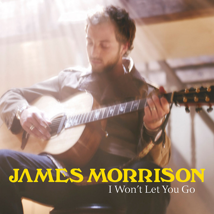 I Won't Let You Go (2-Track): Morrison,James