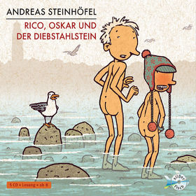 Andreas Steinhöfel, Rico, Oskar und der Diebstahlstein, 09783867420693