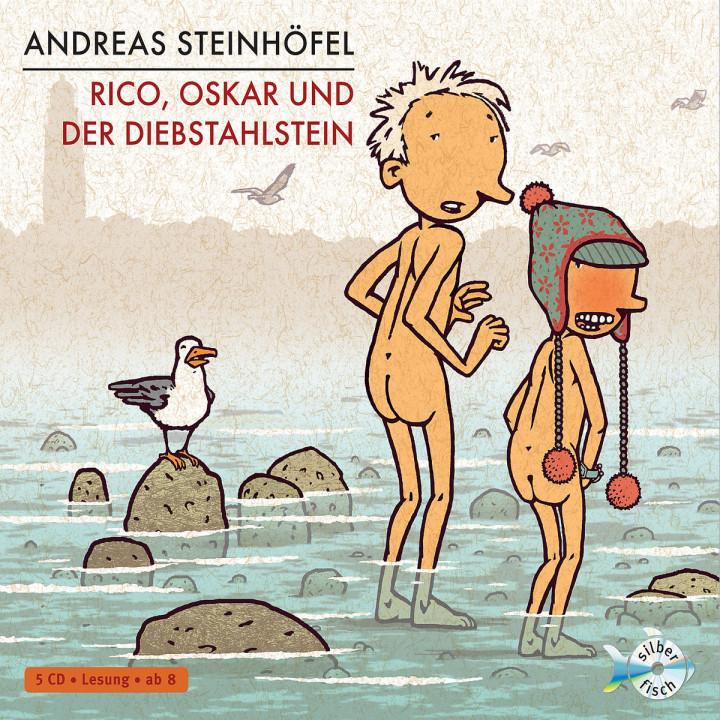 Rico, Oskar und der Diebstahlstein: Steinhöfel,Andreas