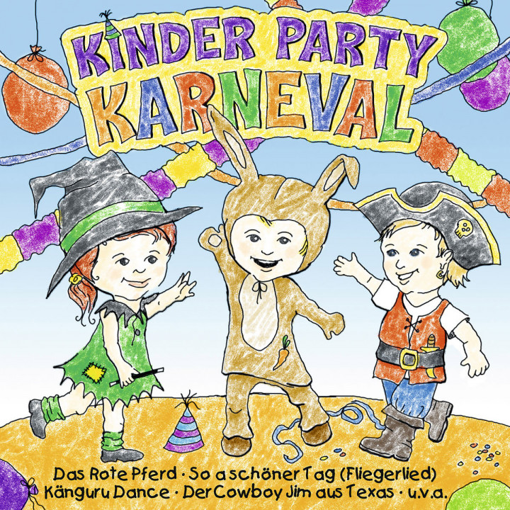 Kinder Party Karneval: Various Artists