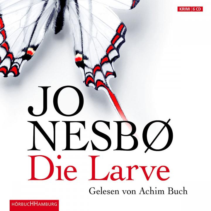 Jo Nesbo: Die Larve: Buch,Achim / Stachowiak,Rafael