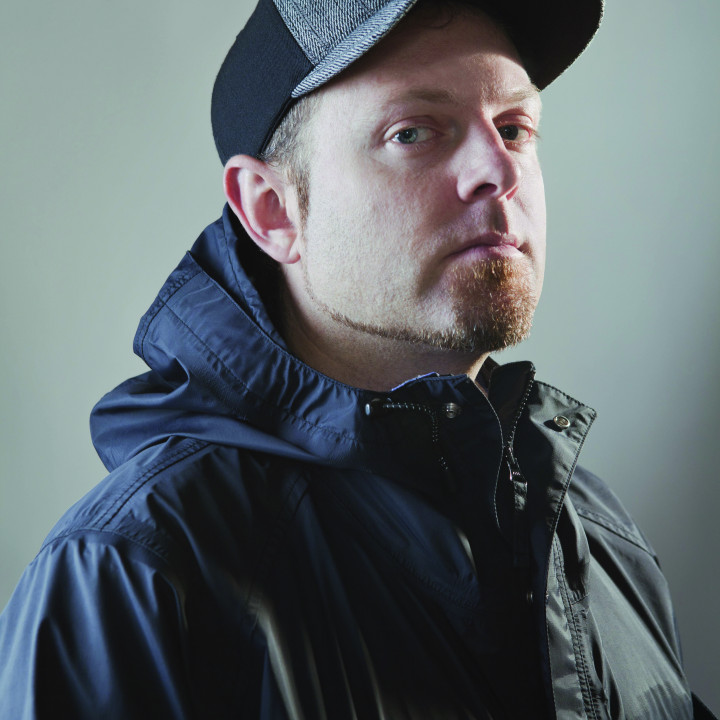 Dj Shadow Pressefoto 5/2011