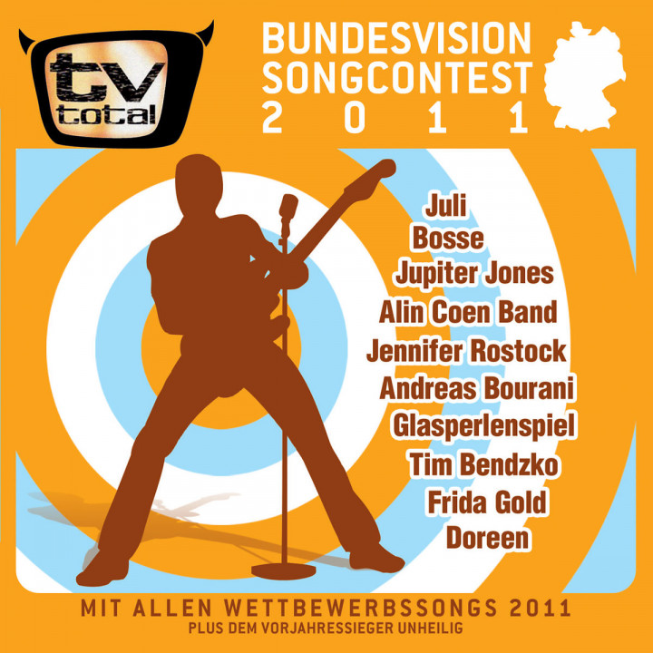 Bundesvision Song Contest 2011: Various Artists