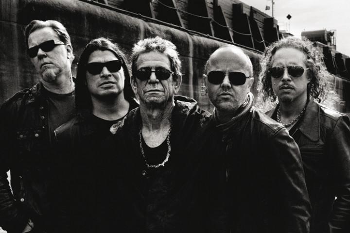 Metallica & Lou Reed Lulu 2011