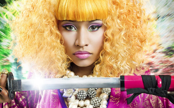 Nicki Minaj, Nicki Minaj findet ein sexy Image langweilig