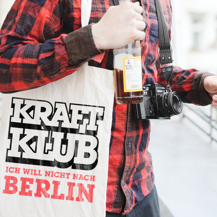Ich Will Nicht Nach Berlin_Kraftklub_Single_Cover
