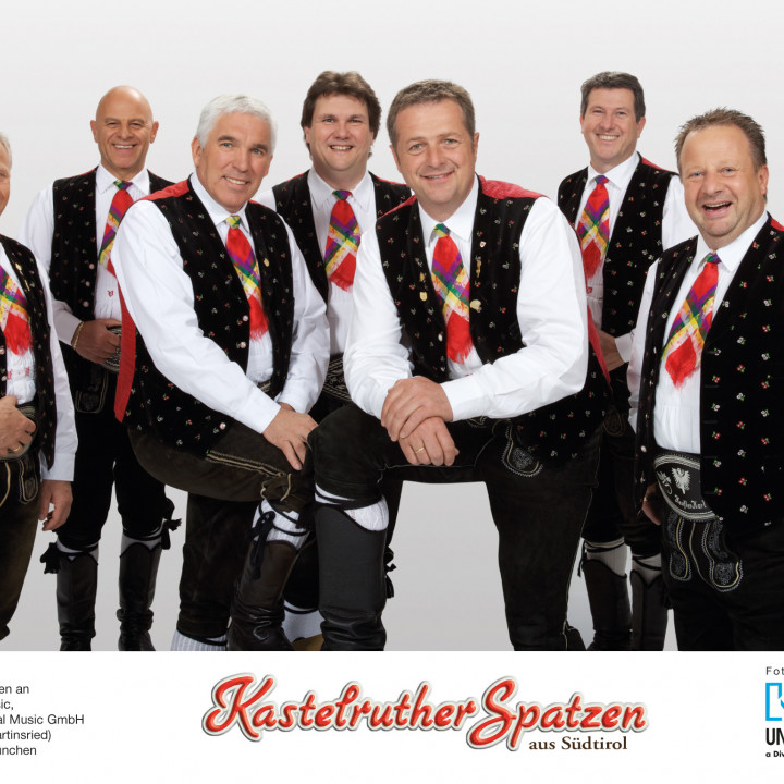 Kastelruther Spatzen_Pressefoto_2011