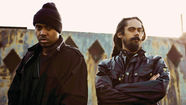 Nas & Damian 'Jr. Gong' Marley, Nas & Damian 'Jr. Gong' Marley