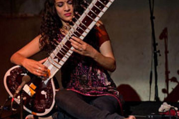 Anoushka Shankar © Stefan Höderath